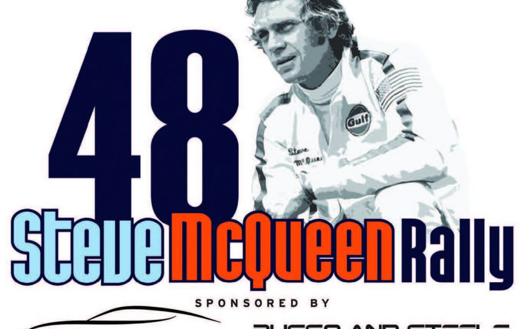Friends of Steve McQueen Car Show Rally