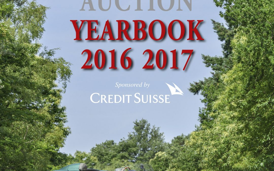 Classic Car Auction Yearbook 2016 2017