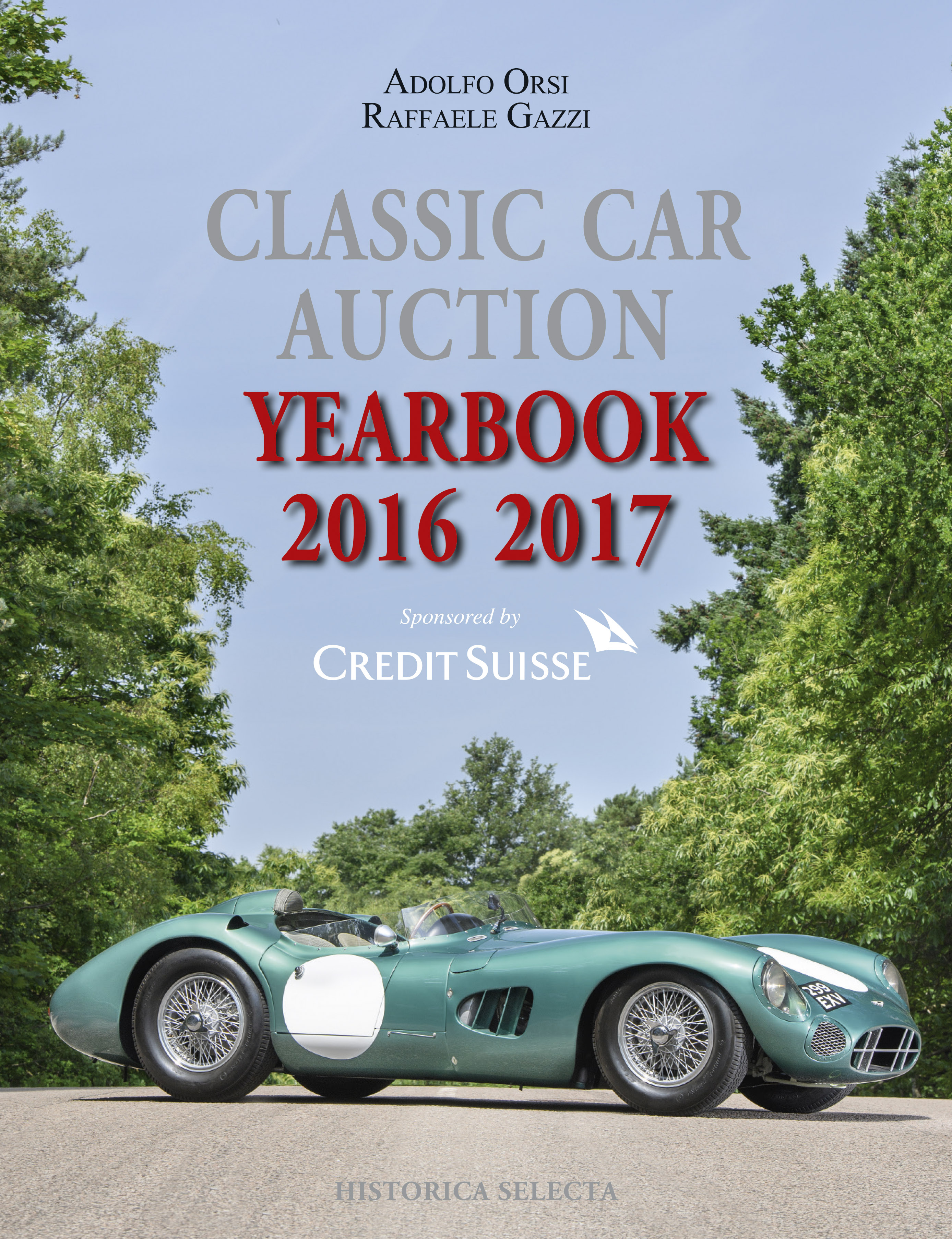 Classic Car Auction Yearbook 2016 2017 - Matt Stone Cars