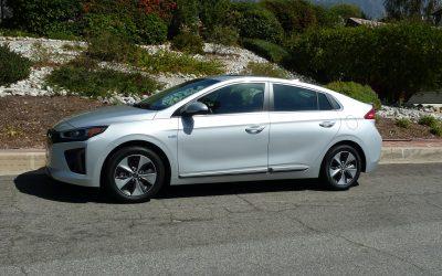 DRIVEN: 2017 Hyundai Ioniq Electric Limited
