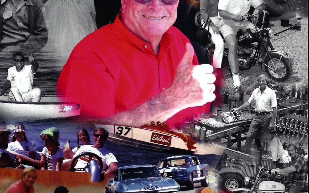 Remembering Vic's Garage — and Vic Edelbrock