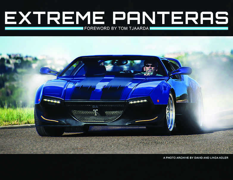 Speed Reading: Extreme Panteras by Linda and David Adler