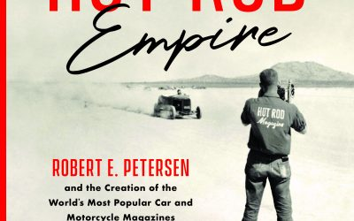New Book: HOT ROD Empire, releasing soon