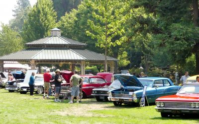 Guest Blogpost: Fab 50s Car Show in Southern Oregon