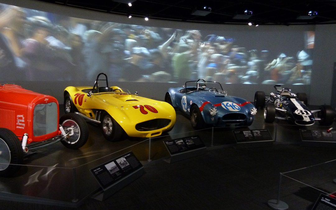 "Petersen Automotive Museum Opens New ""Legends of Los Angeles"" Exhibit"
