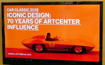 Art Center Car Classic 2018