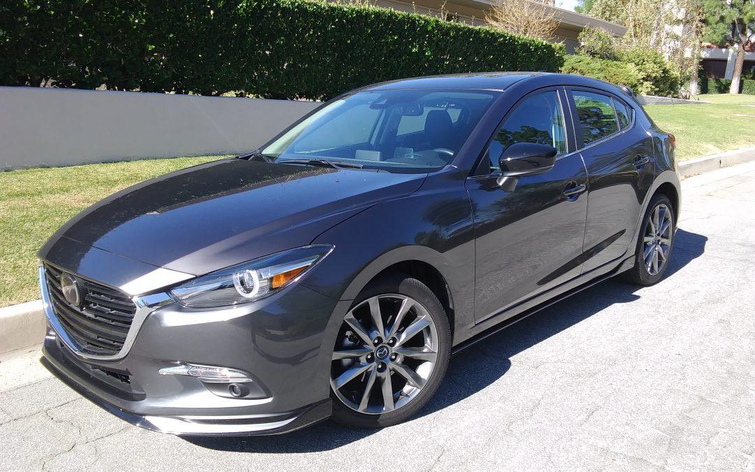 DRIVEN: 2018 Mazda3 5-door Grand Touring 2.5