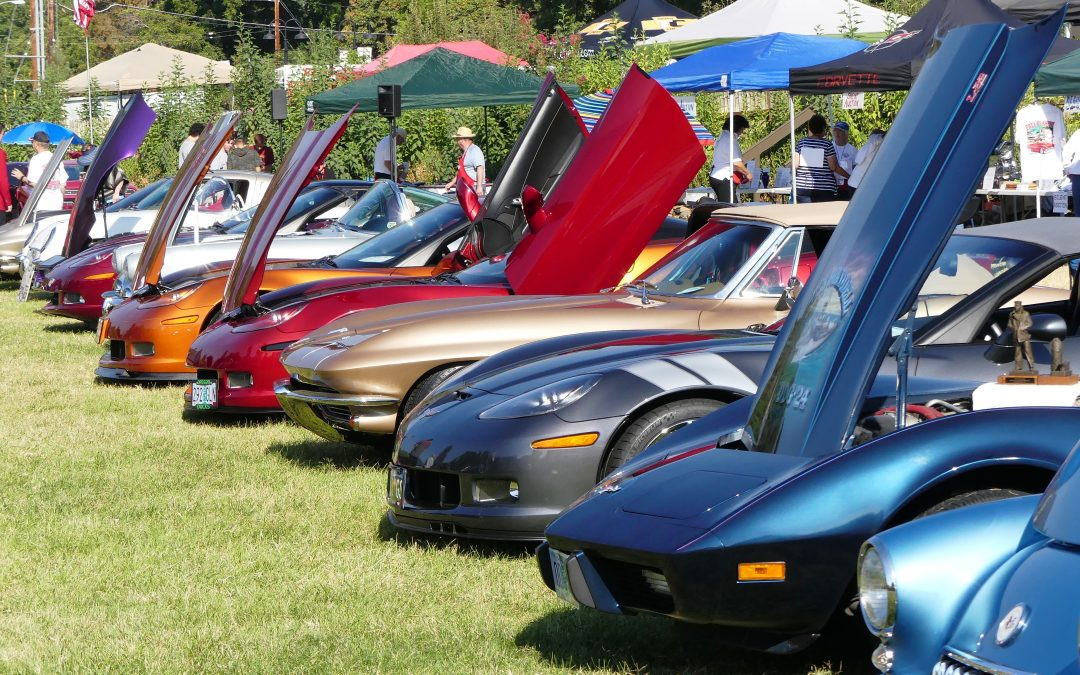 Oregon Corvette Show welcomes all