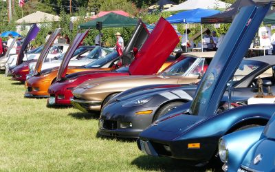 Oregon Corvette Show welcomes all