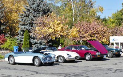 Southern Oregon All British Car Show
