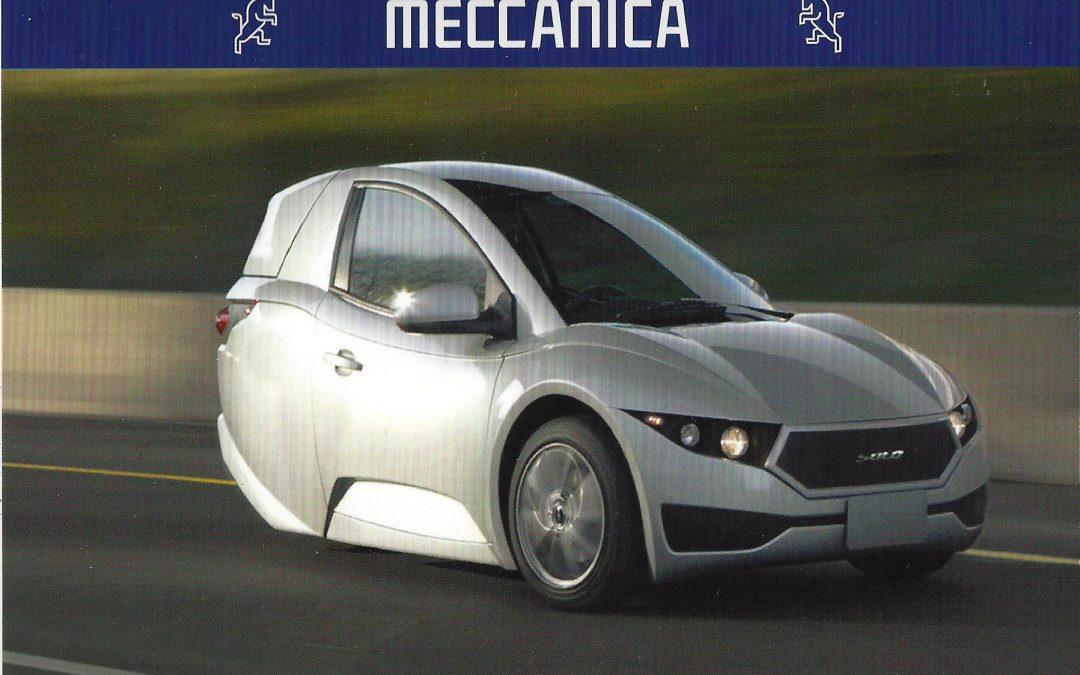 Driven: Meccanica SOLO EV