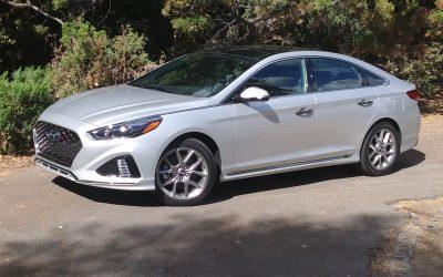 DRIVEN: 2018 Hyundai Sonata Limited 2.0T