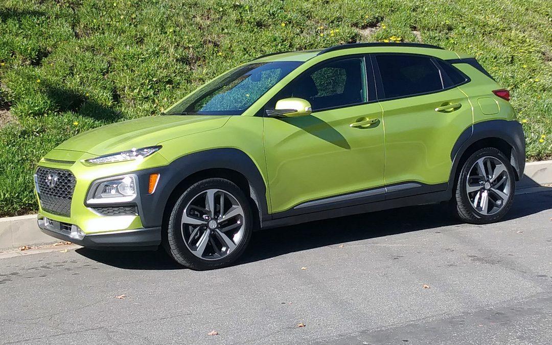 DRIVEN: 2018 Hyundai Kona Ultimate AWD