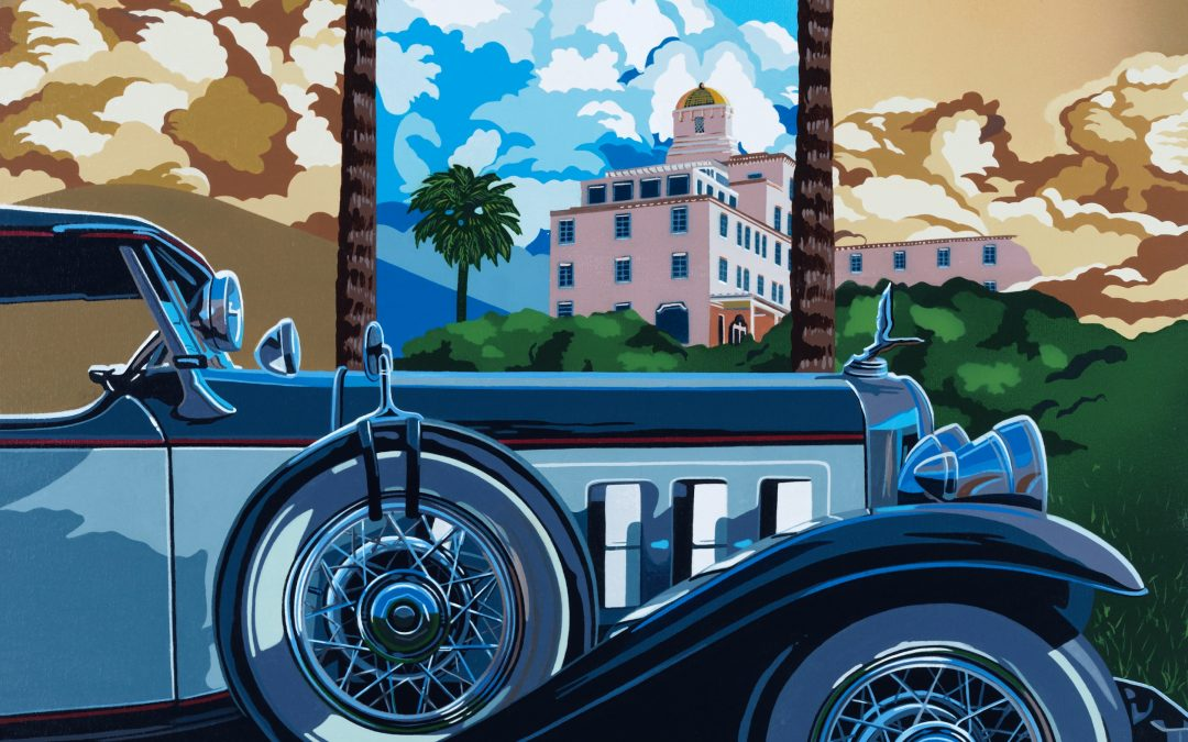 Please Join Me at the LaJolla Concours d'Elegance