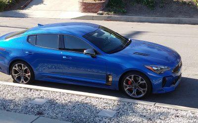 DRIVEN: 2018 KIA Stinger GT RWD V6