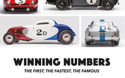 "NOW OPEN: Petersen Automotive Museum's ""Winning Numbers"" Exhibit Features 10  Seminal Race Cars from Motorsports History"