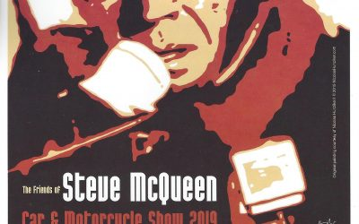 May 30th, 31st, & June 1st, 2019 for the Friends of Steve McQueen Car & Motorcycle Show