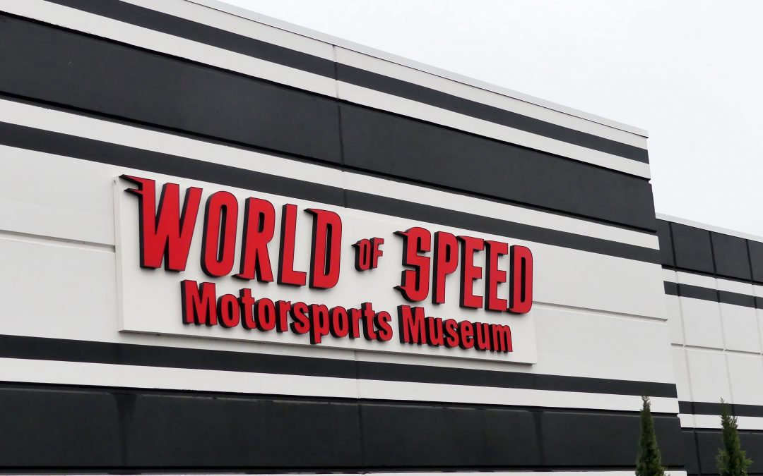 Guest Blog: World of Speed Motorsports Museum