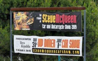 The Friends of Steve McQueen Car & Motorcycle Show 2019