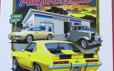 Mega Cruise Events in Southern Oregon Span 8 Days