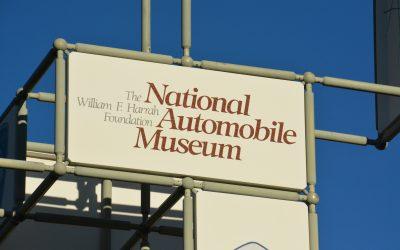 The William F. Harrah Foundation National Automobile Museum