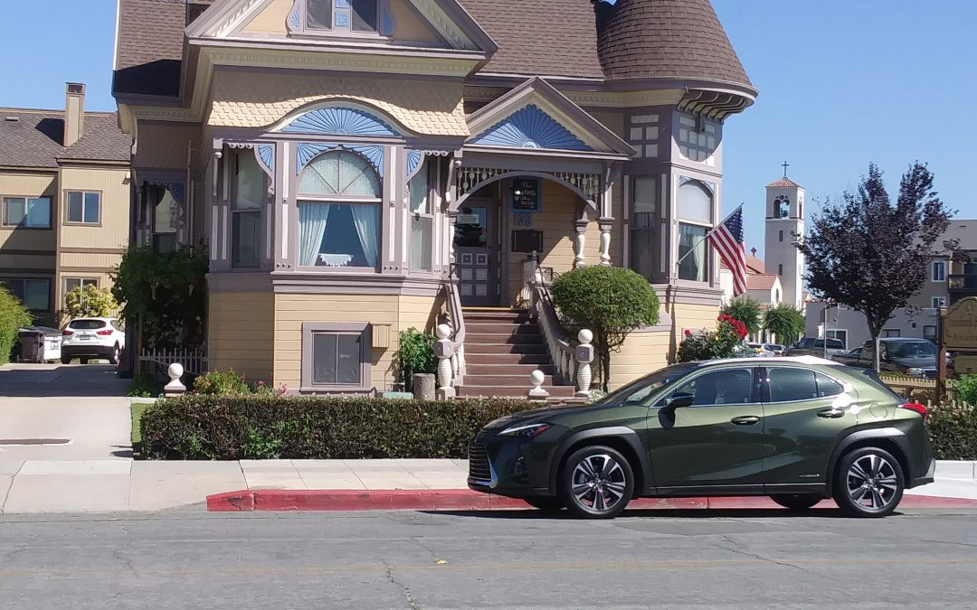 DRIVEN: 2019 Lexus US 250 Luxury