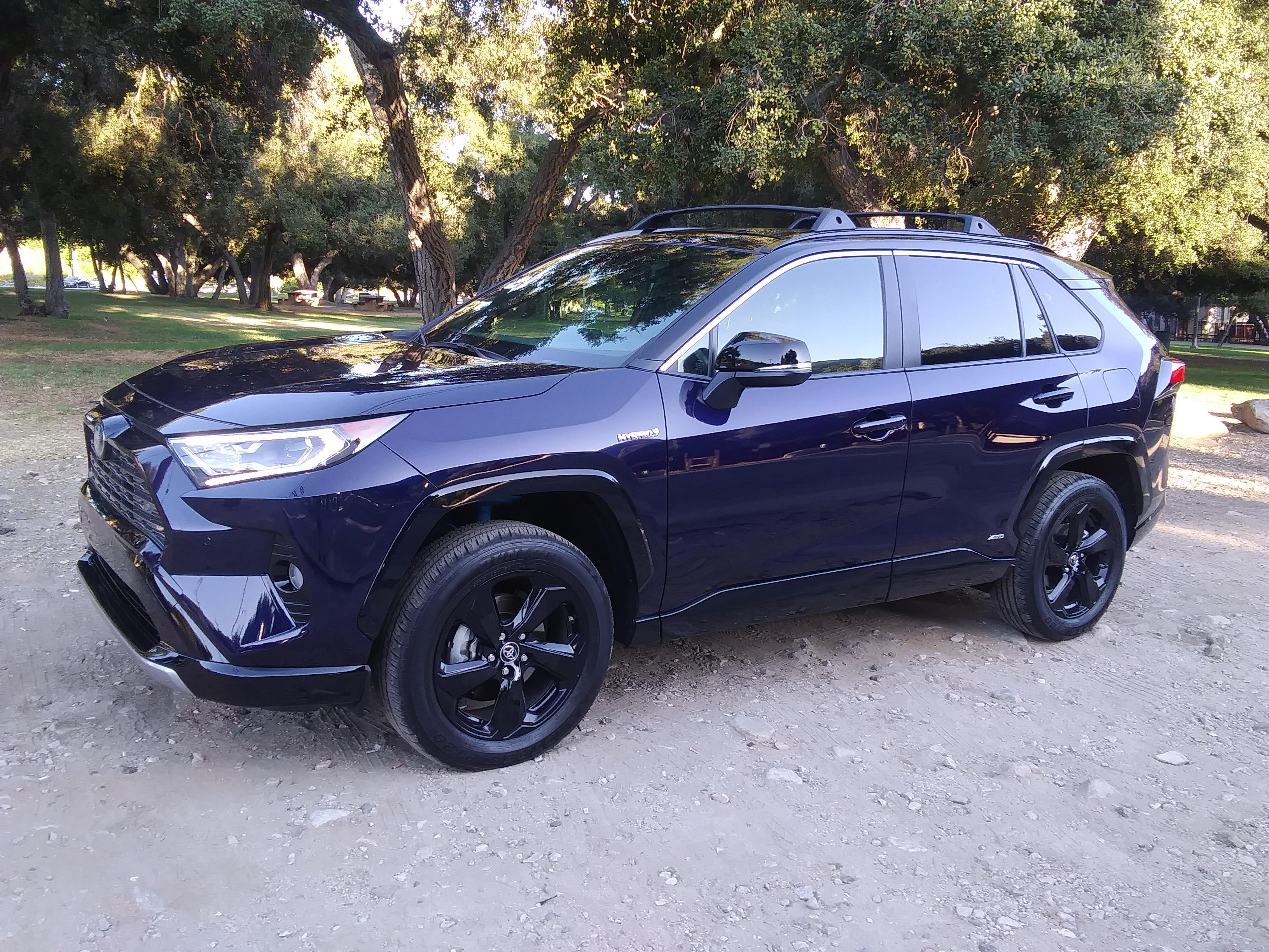 Driven 2019 Toyota Rav4 Hybrid Xse Awd Matt Stone Cars