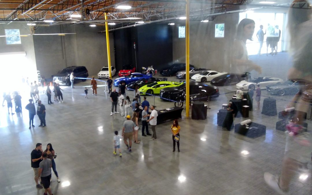 Auto-Alliance's new Garaj Mahal in Moorpark, California