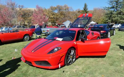 Guest Blog: Boutique Vineyards and Classic European Cars at Auto Europa