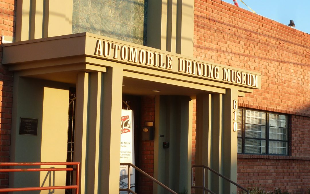 Automobile Driving Museum, El Segundo, California