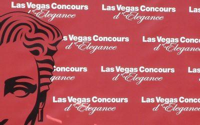 2019 Las Vegas Concours d'Elegance