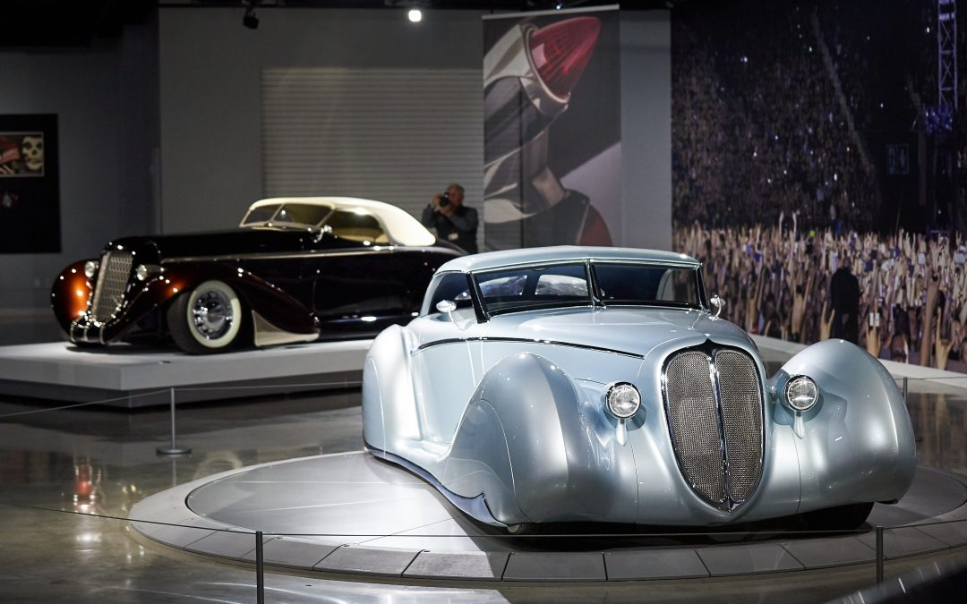Rocker James Hetfield's custom cars Rock the Petersen