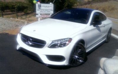 DRIVEN: Mercedes-Benz C300 4Matic Coupe