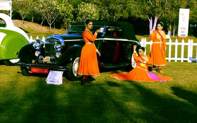 India's 21 Gun Salute International Car Rally and Concours d'Elegance