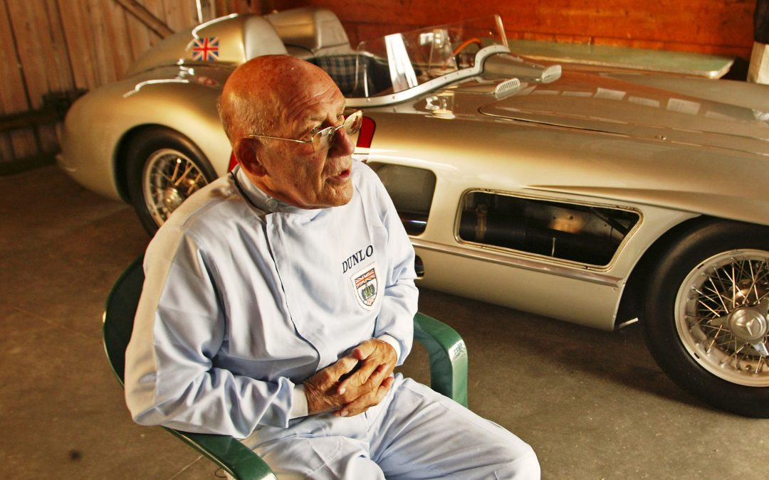 The Late and Absolutely Great Sir Stirling Moss