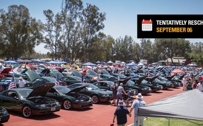 Friends of Steve McQueen Car Show Reset for Labor Day Weekend