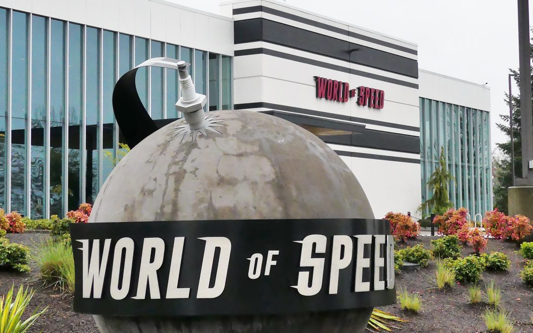 Portland's World of Speed Motorsports Museum is closing permanently