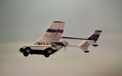 FLIGHT OF FANCY: STORY OF 'MIZAR,' THE GALPINIZED FLYING FORD PINTO