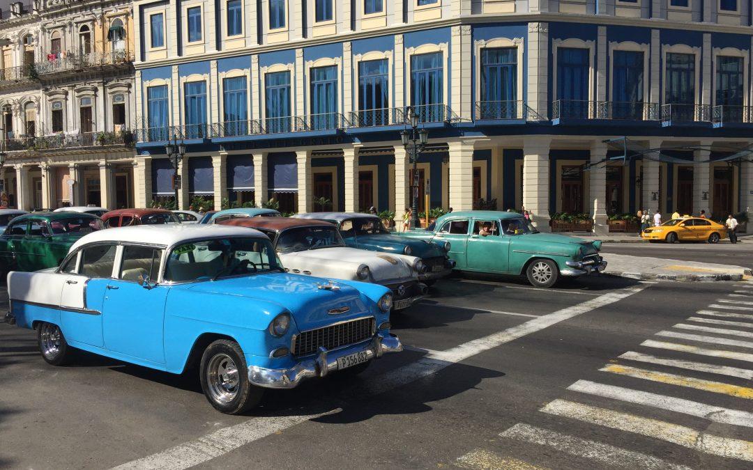 American Car Guy Happily Lost in Cuba