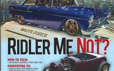 New Hot Rodding Magazines Born