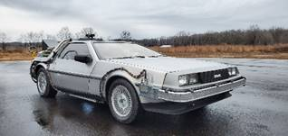 US Marshals selling three replica movie cars at auction