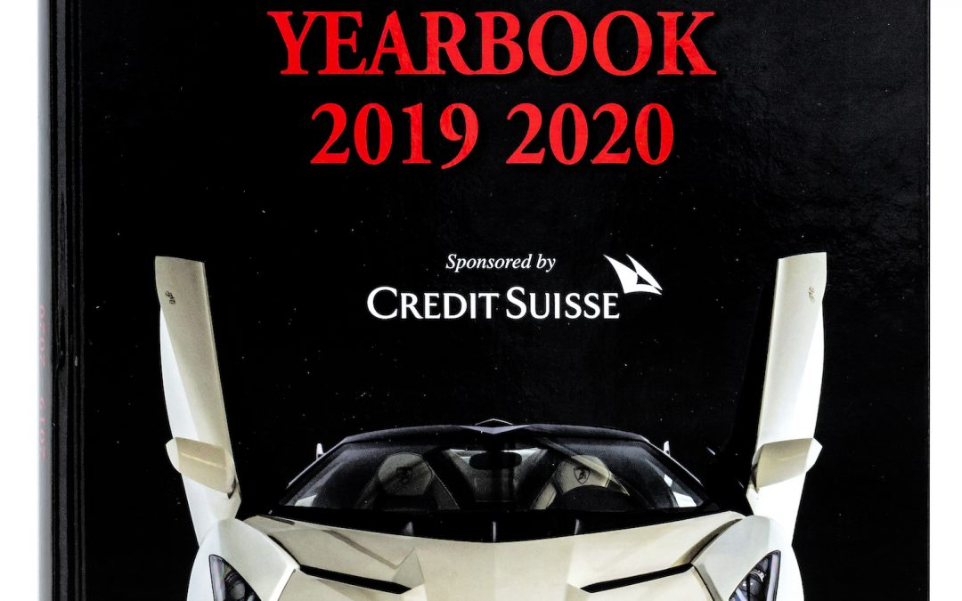"The ""Classic Car Auction 2019-2020 Yearbook"" Now In Print"