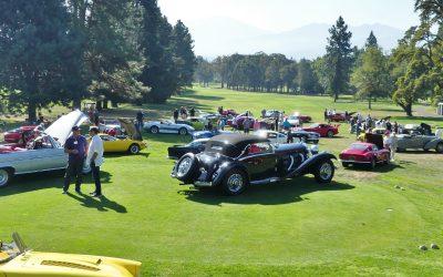 Medford, Oregon's Gathering at the Oaks car show a success