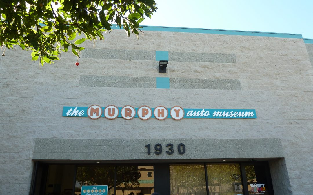 The Murphy – coolest little car museum you've never have heard of