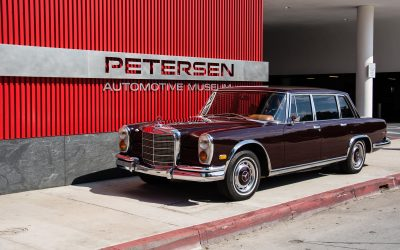 PETERSEN AUTOMOTIVE MUSEUM ADDS NEW VEHICLES TO THE VAULT PRESENTED BY HAGERTY