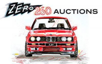 Zero260 Announces Auctions Site
