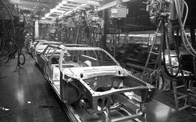 Ford San Jose (now a regional shopping mall) was an historical Ford Assembly Plant