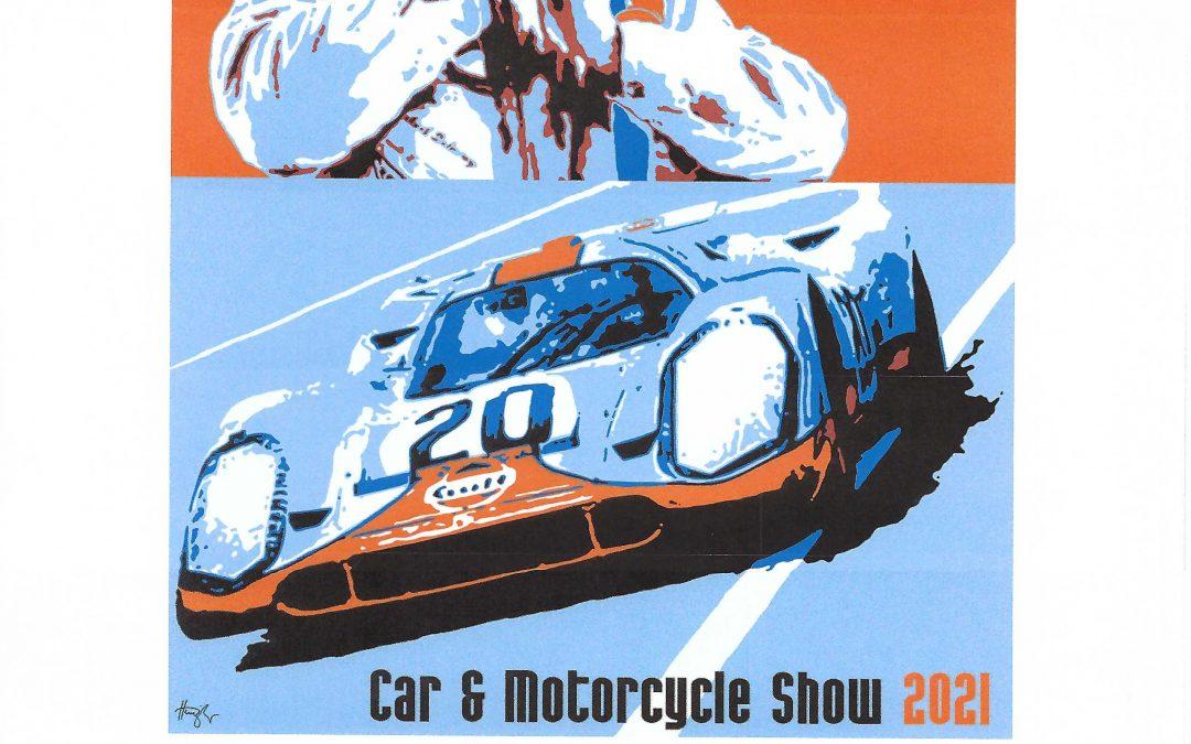Calendar Alert – New Dates for Steve McQueen Car & Motorcycle Show