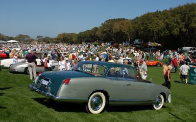 BEST-OF-SHOW HISPANO-SUIZA XENIA RETURNS TO THE AMELIA CONCOURS ON MAY 23, 2021