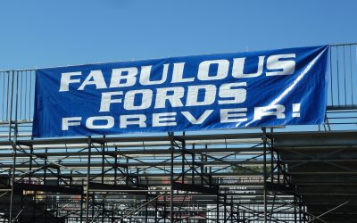 FAB FORDS Returns